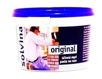 Solvina ORIGINÁL 450g mycí pasta