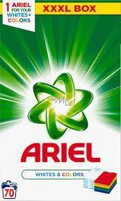 Ariel 70PD/krab. prací prostř. White-col Procter&Gamble