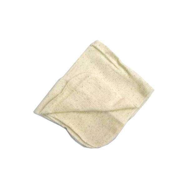 Prachovka BOBINA 42x40cm jemná bílá