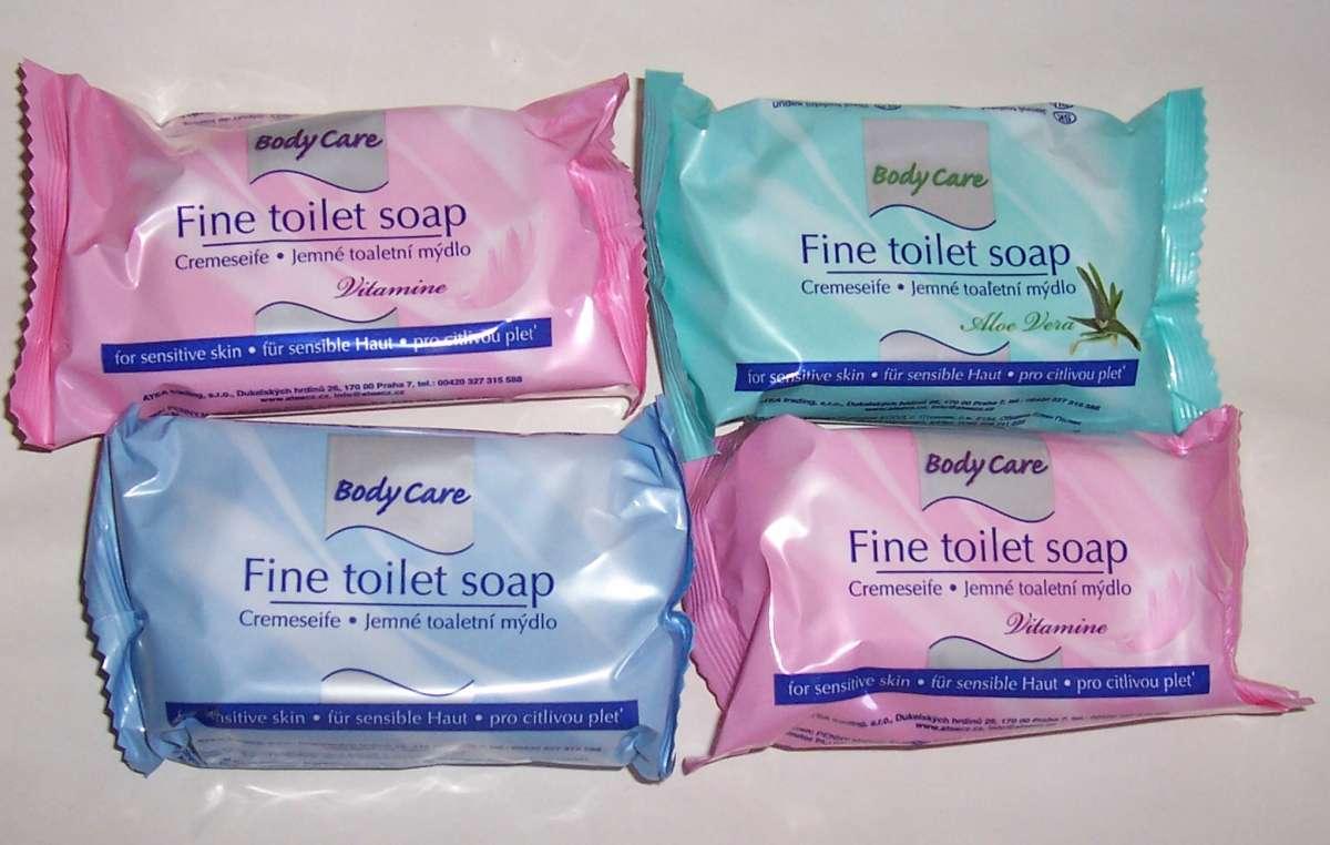 Mýdlo 100g MIX, BODY CARE