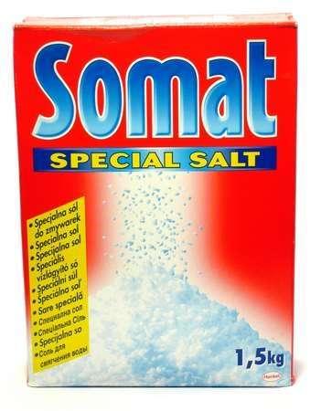Somat sůl 1.5kg do myček nádobí Henkel