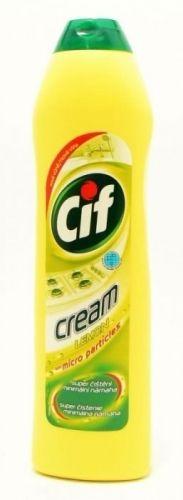Cif 500ml čistící písek žlutý, uni Unilever