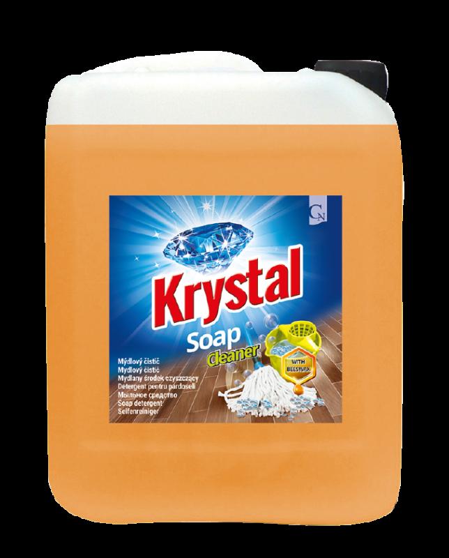 Krystal mýdlový čistič 5l s včel.voskem CORMEN