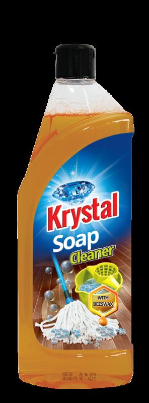 Krystal mýdlový čistič 750ml s včel.vosk CORMEN