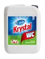 Krystal WC zel.5l čistič ANTIBAKTERIÁLNÍ