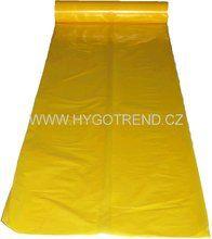 Pytle 25ks 70x110cm žlutý 40mi