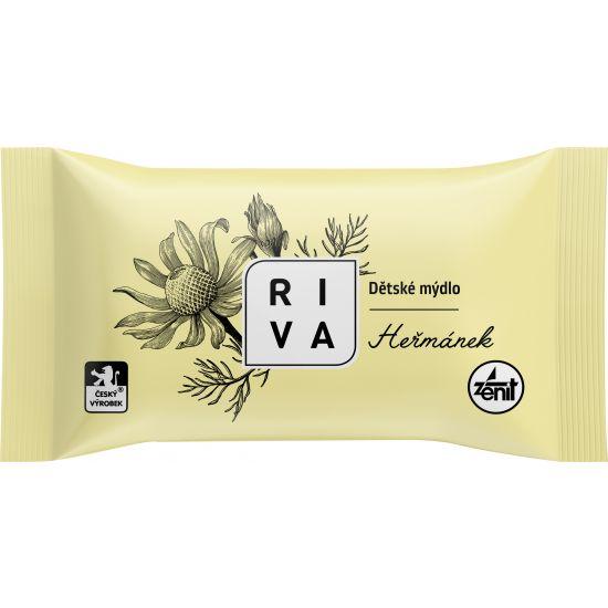Riva dětské mýdlo 100g heřmánkové