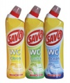 Savo WC louka 750ml gel
