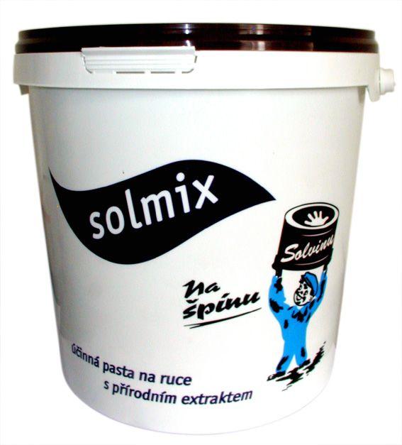 Solvina Solmix 10kg mycí pasta