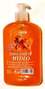 Mýdlo Frézie oran.500ml pumpa CHOPA spol. s r.o.