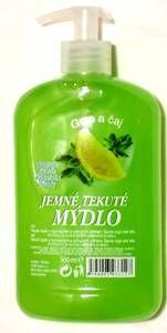 Mýdlo Grep-čaj zel.500ml pumpa CHOPA spol. s r.o.
