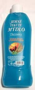Mýdlo DISCOVERY mod.1,5l glycerin CHOPA spol. s r.o.