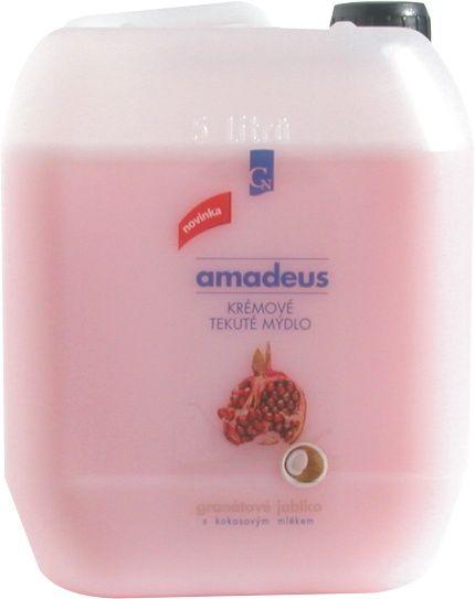 5l růž.Amadeus granat.jablko mýdlo-mléko CORMEN