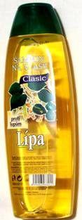 0,5l Vl.šampon LÍPA proti lupům žlutý CHOPA spol. s r.o.