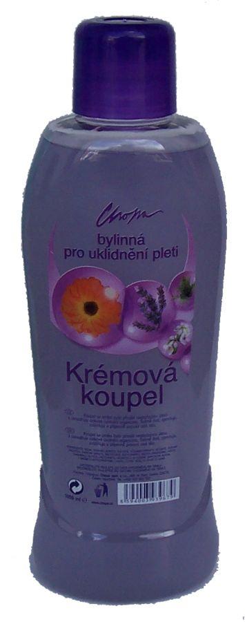 Krémová koupel fial.1l-pro uklid. CHOPA spol. s r.o.