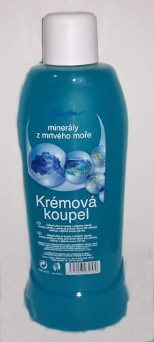 Krémová koupel 1l.min.mrtvé moře olej. CHOPA spol. s r.o.