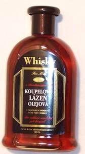 500ml Whisky koup.ol.lázeň pan.glyc. CHOPA spol. s r.o.