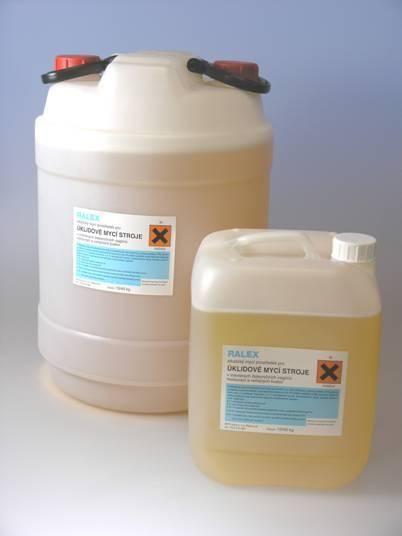 Ralex mytí povrchů 10 kg nízkopěnící MPD plus Rakovník
