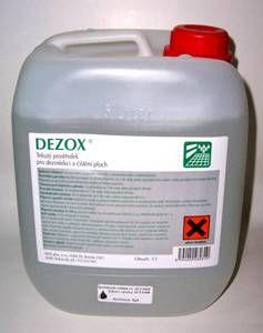 Dezox 5 l, dezinfekce na bázi aktivního kyslíku MPD plus Rakovník