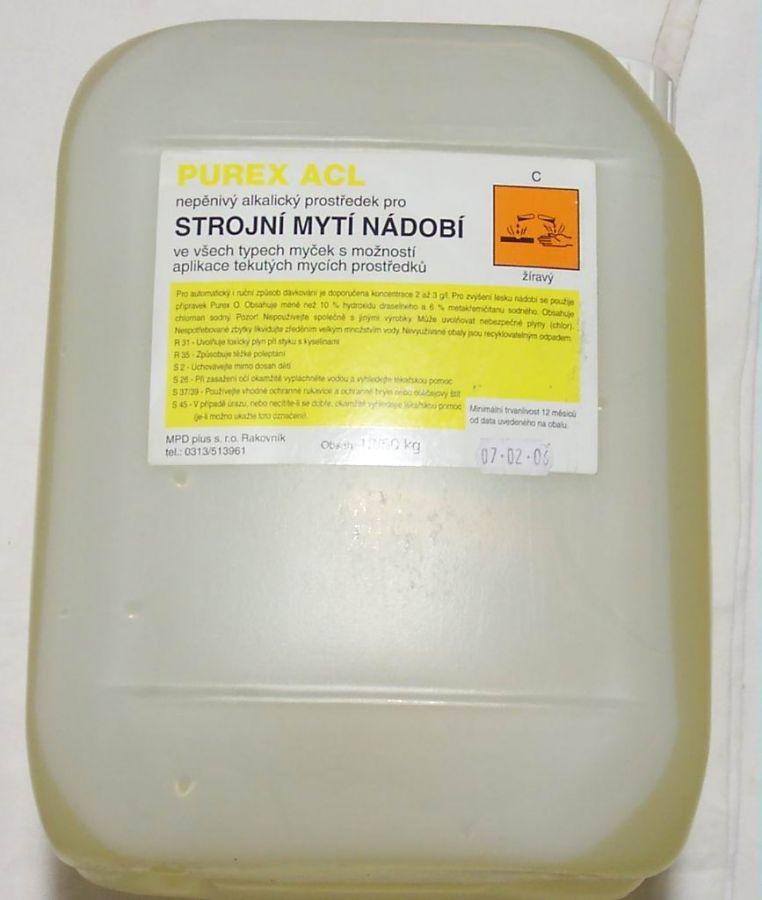 Purex ACL-13kg mycí nep.s chlór.ne hliní MPD plus Rakovník