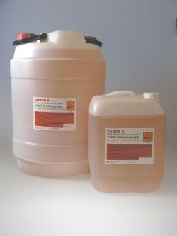 Puron K 50kg kyselý pros. na minerál.usa MPD plus Rakovník