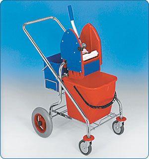 REKORD 1x17l (bez košíků) vozík sklapova