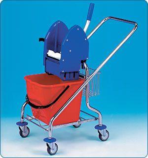 REKORD 1x17l (cena bez košíků) vozík