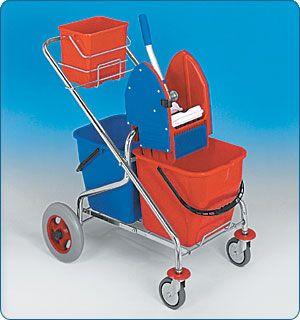 REKORD 2x17l METRO vozík sklapovací
