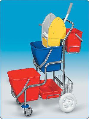 KAMZÍK košík kbelík 6l pr.více podlažími