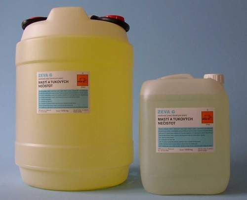 50kg Zeva G přísada-znečištěno mastmi MPD plus Rakovník
