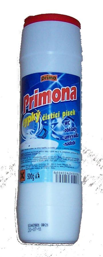 500g Primona-prášek na mytý van a nádobí CHOPA spol. s r.o.