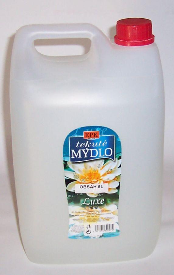 Luxe tekuté mýdlo 5l CHOPA spol. s r.o.