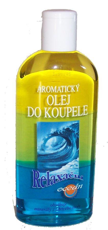 250ml mod.Relax.aromat.olej do koupele CHOPA spol. s r.o.