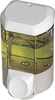 Dávkovač tek.mýdla kouřový 0.35 l