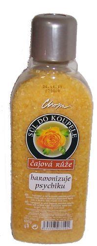 Koupelová sůl-žlut.růže 600g CHOPA spol. s r.o.